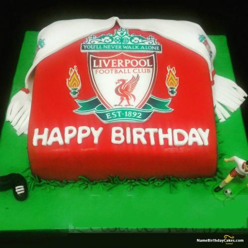 Liverpool Football Cake Download Share