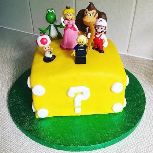 Mario Cake Topper Download Share