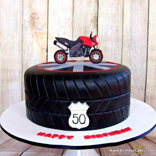 Remarkable Men 50Th Birthday Cakes Download Share Personalised Birthday Cards Veneteletsinfo
