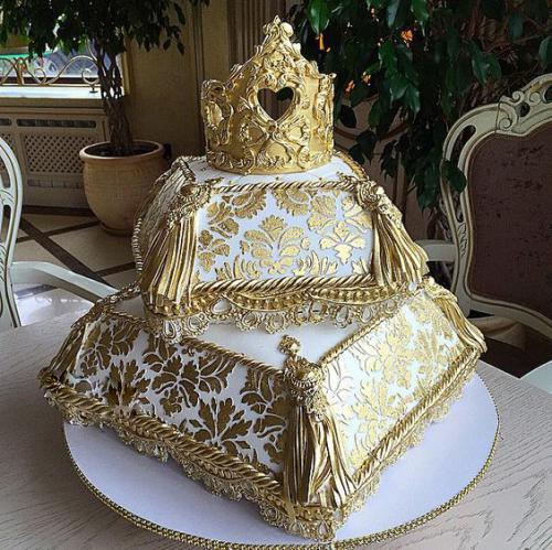 Wedding Cake Carosse