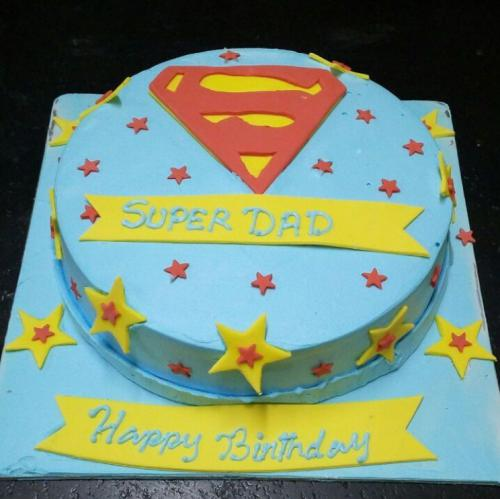 Super Dad Cake For Daddy Download Share
