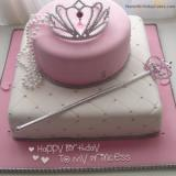 Romantic Birthday Cake For Girlfriend - Make Her Day Special