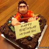 Happy Birthday Cake For Son - Stunning Cakes Ideas