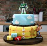 Toy Story Cakes And Cupcakes: Make Your Kid Birthday Special