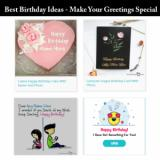 4 Best Birthday Ideas - Make Your Greetings Special