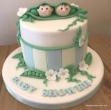 Baby Shower Cakes: Creative Ideas for Baby Girl & Boy