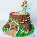 Beautiful Fairy Birthday Cake: Best Fairy Cakes Ideas