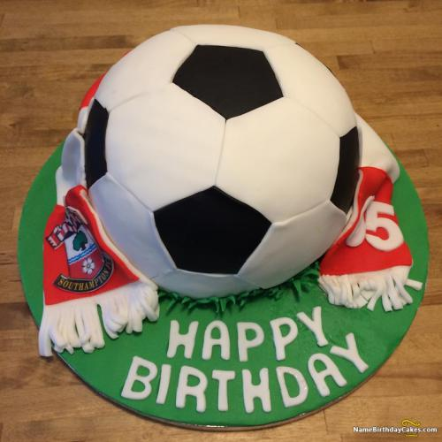 Cool Football Birthday Cakes